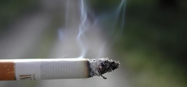 Divieto di fumo alla guida