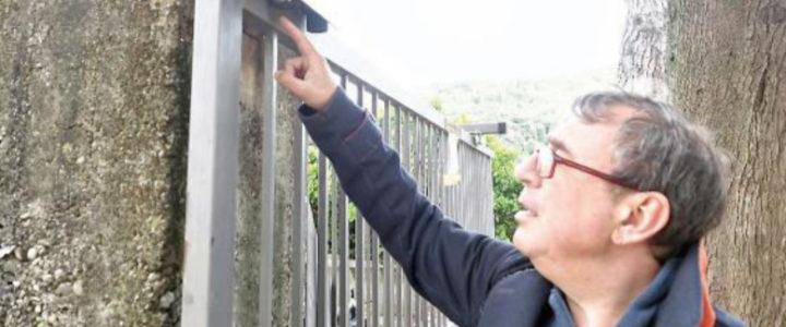Pugliola, Lerici: la tragedia del cancello